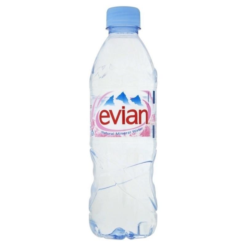 EVIAN (50cl)