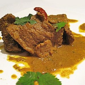 BŒUF CURRY