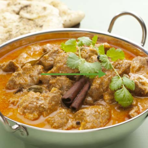 agneau curry madras